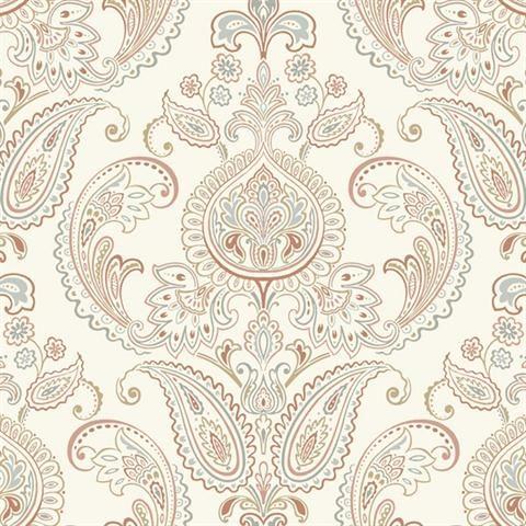 Amazing Inspired Elegance. Paisley WallpaperBedroom ... Nice Design