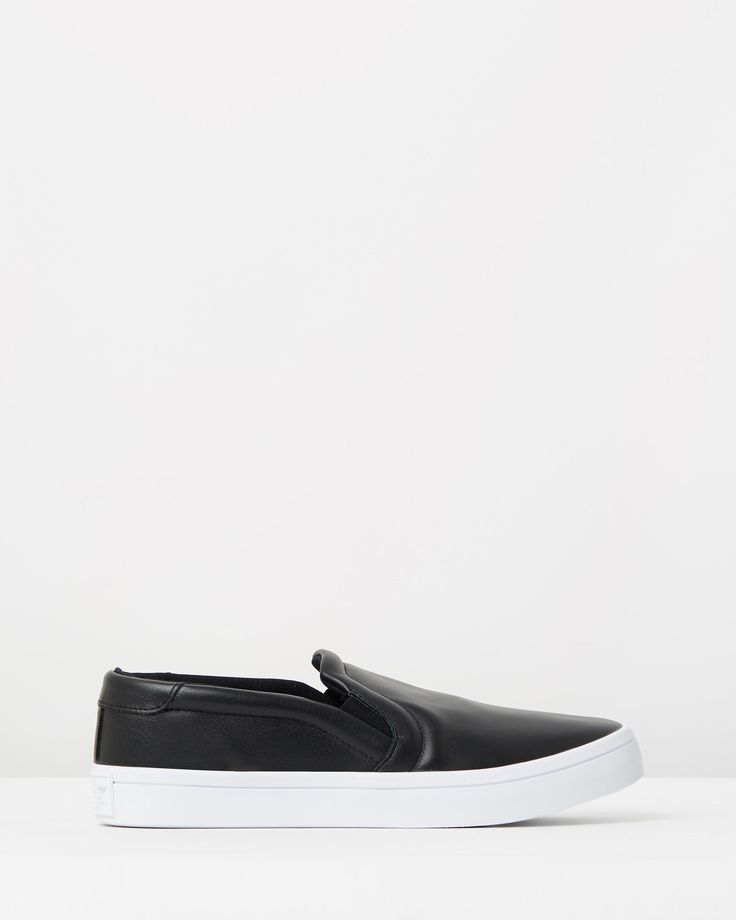 Courtvantage Slip-On by Adidas Originals Online | THE ICONIC | Australia
