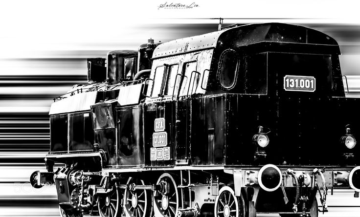 Train! - Panning train!