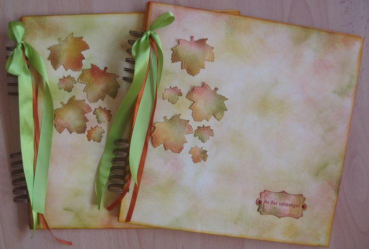 Az ősz szépségei - családi fényképek kirándulásokról, sétákról, falevélgyűjtésről, idézetekkel kiegészítve
