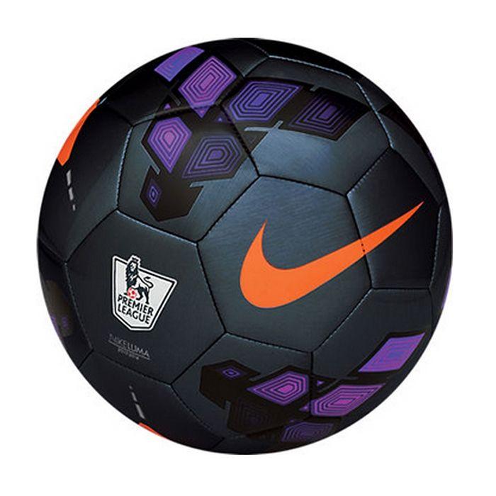 Nike Soccer Balls | Nike Luma Premier League Soccer Ball (Black ...