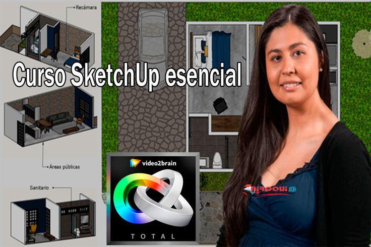 Descargar Curso SketchUp esencial  Modelado arquitectónico[MEGA]