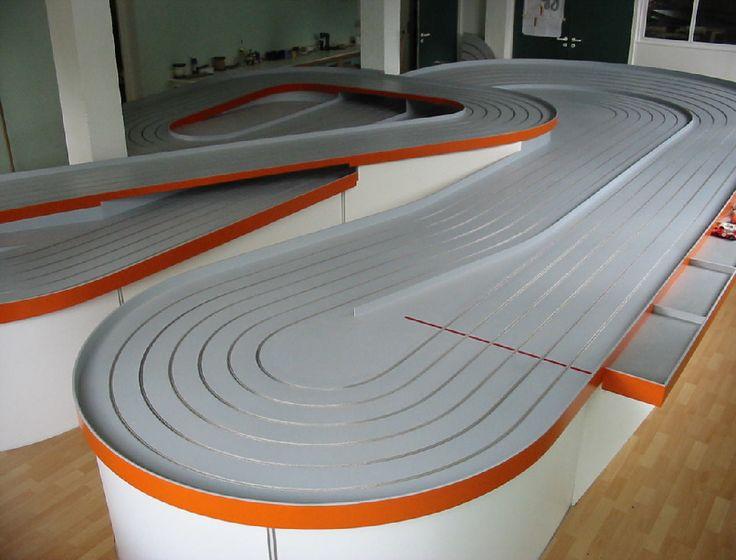 best images about slot car tracks ho slot cars holzrennbahn 15 slot car tracksslot carscareerwood