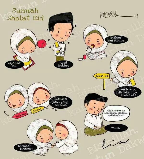 Shalat Eid