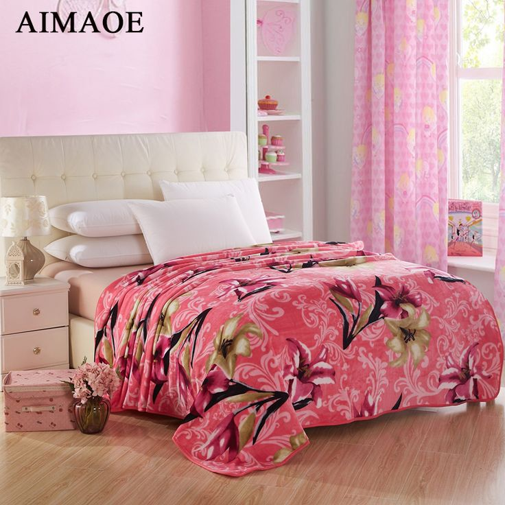==> [Free Shipping] Buy Best New spring summer printed pattern throw micro fiber cloud silk blankets super soft hot sale blanket for child adult RZ-003-1 Online with LOWEST Price | 32453453209