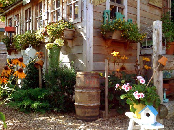 Decorating Garden Sheds Ideas 113 best garden shed images on pinterest | potting sheds, garden