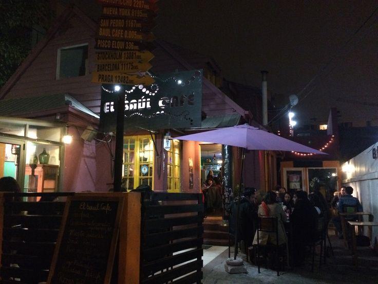 El Baúl Café