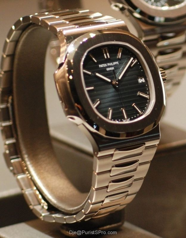 Patek Philippe Patek Philippe Nautilus 5711 1a The Rolls Royce Of