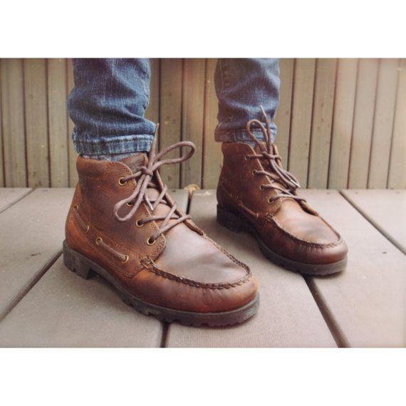 Vintage Timberland Chukka Boots by WindyPeakVintage
