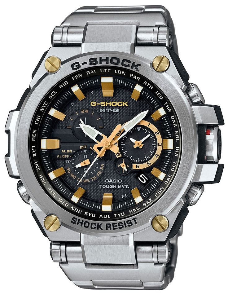 New release from Casio and it's the G-Shock MT-G MTGS1000D-1A9. Equipped with the G-Shock Triple G Resist technology, new color scheme and more.