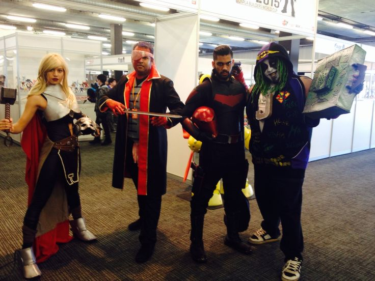 Some very great cosplays