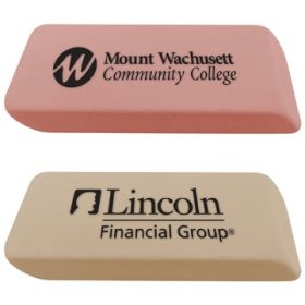 Promotional Products Ideas that work: Jo-bee jumbo eraser.  Get yours at www.luscangroup.com