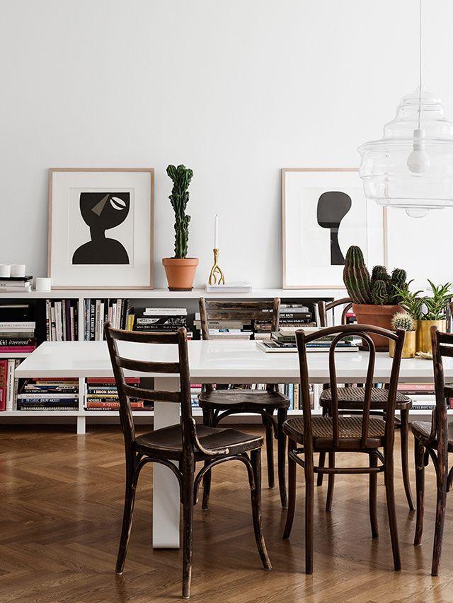 Pi di 25 fantastiche idee su sedie sala da pranzo su for Sedie x sala da pranzo ikea