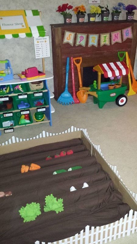 110 best images about dramatic play on pinterest for Indoor gardening lesson
