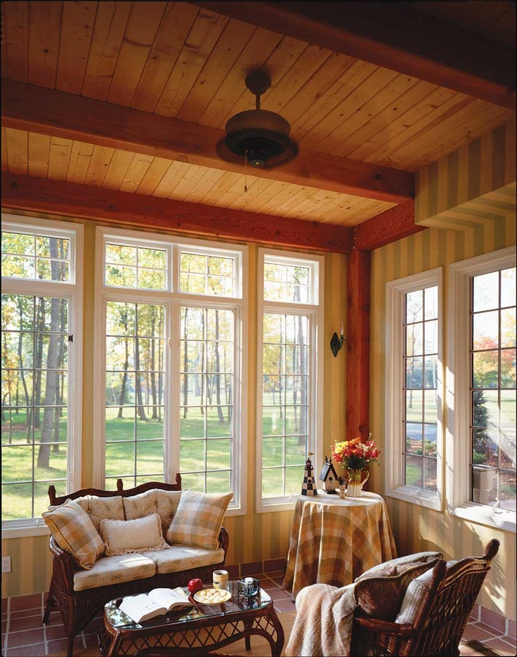 17 Best Images About Enclosed Patio On Pinterest Home