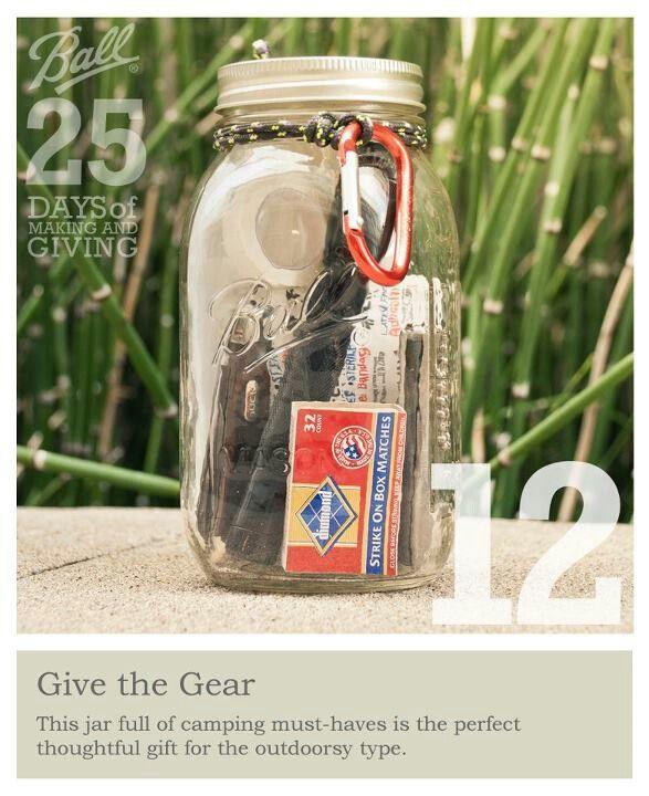 Winter survival mason jar 320x240