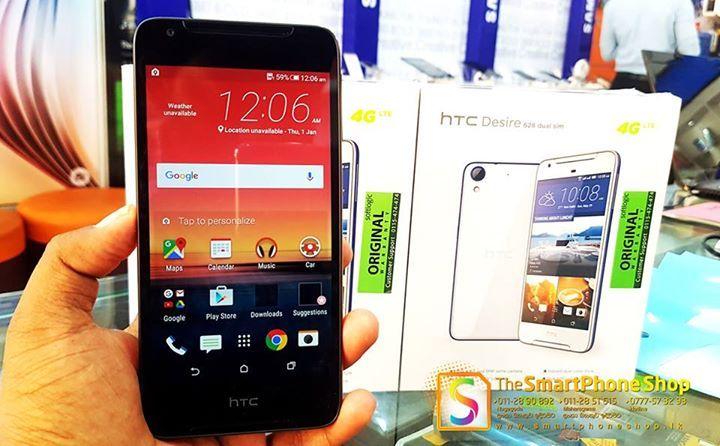 #HTC Desire 628   3GB   32GB   #Rs26.000/- වැටිලා ගියත් කැඩිලා ගියත් Free #Dispaly Replacemant සමග වසර 03ක් දක්වා වගකීම   මහරගම සහා නුගේගොඩ අපගේ ප්රදර්ශනාගාර වලදී පමණි  No 1 Mobile Retailer in Sri Lanka Maharagama ✆ 0112851615   Nugegoda ✆ 0112890892 ලංකාවේ අසමසම අඩුම සහ හොදම මිල  Hot Line : ✆ 0777573293 ✆ 0752332333  ✔ 07 Days Replacement policy  ✔ 12 Months company warranty  ✔ අපගෙන් මිලදී ගන්නා දුරකතනවලට වසර 2ක් පුරාවට සම්පූර්ණ Software Updates Services නොමිලේ  බාල, ව්යාජ දුරකතන වලට…