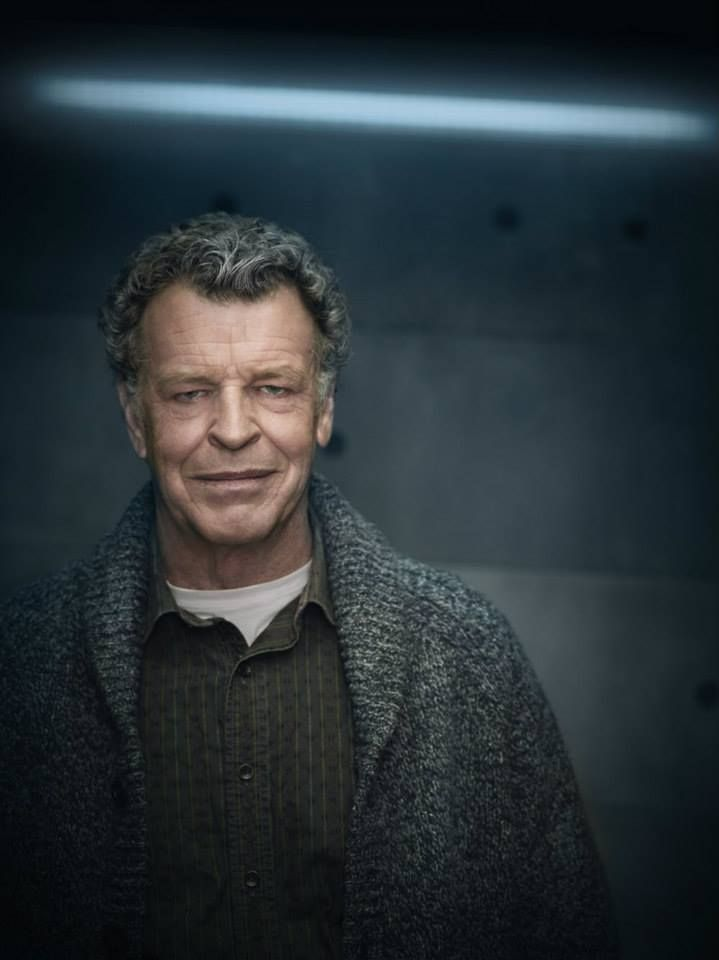 Fringe season 5 - John Noble as Walther Bishop, male actor, great tv series, show, portrait, photo