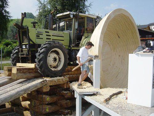 homemade wood lathe? - by EricW @ LumberJocks.com ~ woodworking community