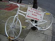 Nudegirl bike rider