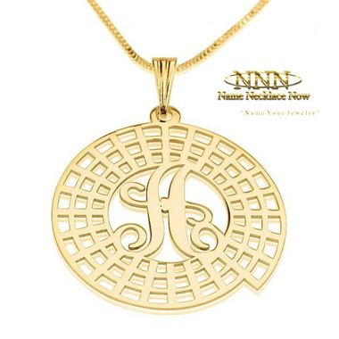 30 best gold personalized necklace images on pinterest wide collection of personalized initial pendants order online now orders ships within 24 hours aloadofball Gallery