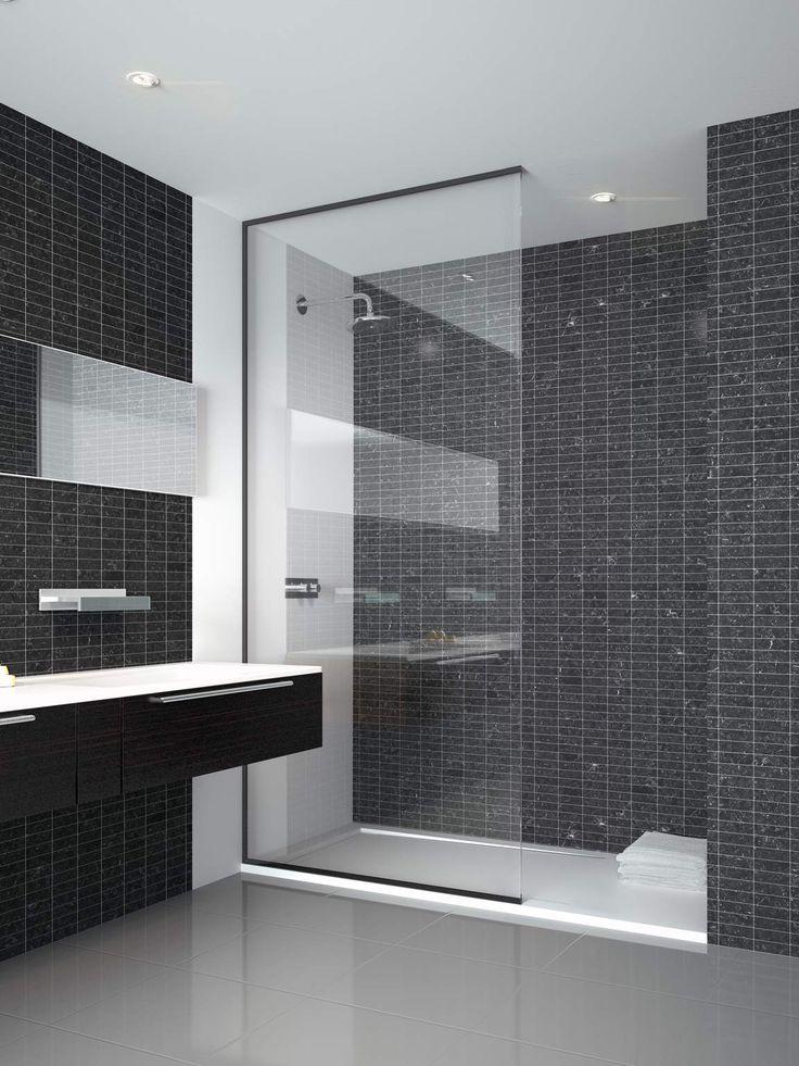 25 best ideas about walk in shower screens on pinterest - Bathroom shower enclosures ideas ...