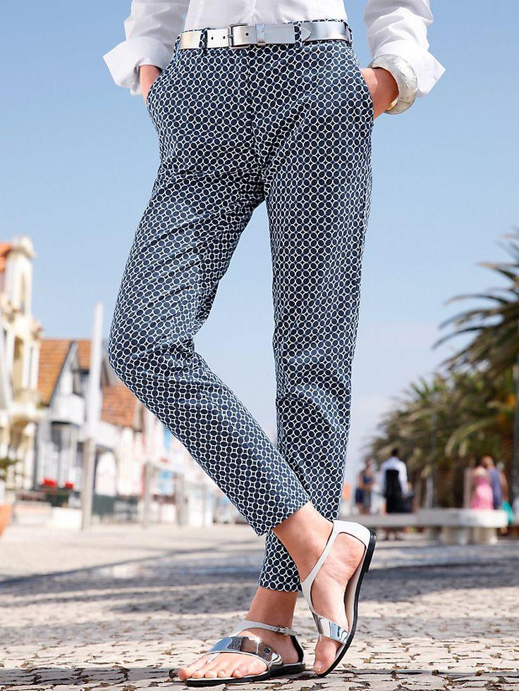 Nilkkapituiset housut, MARON-malli