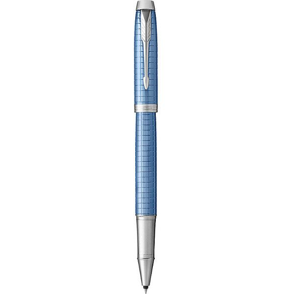 Parker IM Premium satin-finish rollerball pen (3.125 RUB) ❤ liked on Polyvore featuring home, home decor, office accessories, parker rollerball pen, refillable rollerball pen, parker ballpoint pen, parker ball point pens and colored ballpoint pens