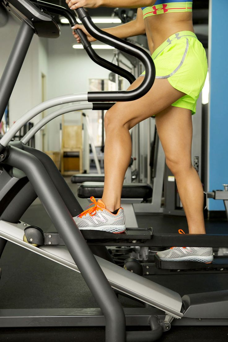 Get ready for some cardio! Here are great beginner workouts for the treadmill and elliptical as well as equipment-free workouts you can do at home.