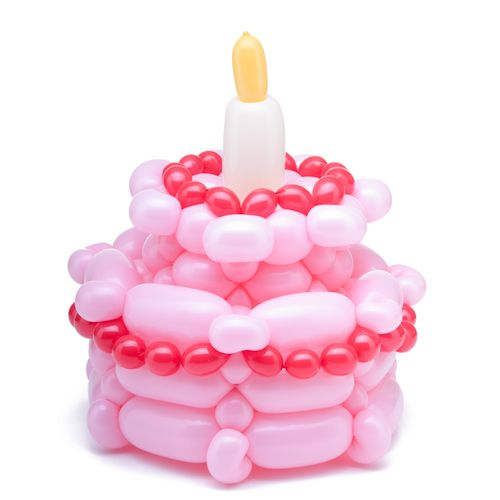 23 best Balloon Twisting Cakes Cupcakes and Ice Cream images on