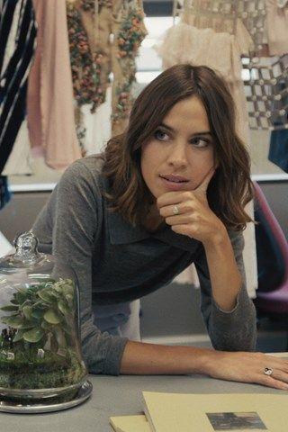 Alexa Chung <3 Future Of Fashion Round Up Every Episode (Vogue.co.uk)