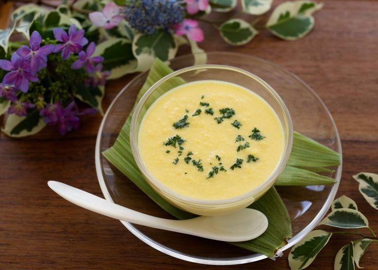 コーンスープ レシピ 作り方 コーンポタージュ 人気 とうもろこし