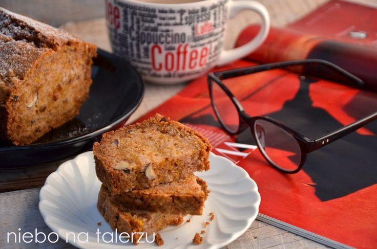 niebo na talerzu: Łatwe ciasto z dyni
