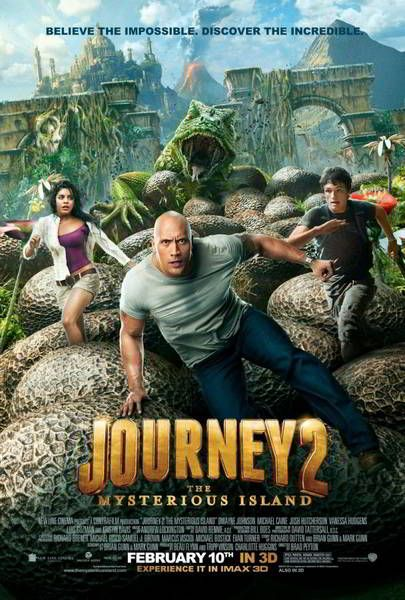 ver Viaje 2 la isla misteriosa (Journey 2) 2012 online descargar HD gratis español latino subtitulada