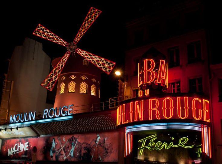 Paris Gece Hayatı