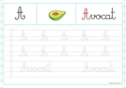 1-trace-les-lettres-majuscule-cursive-a