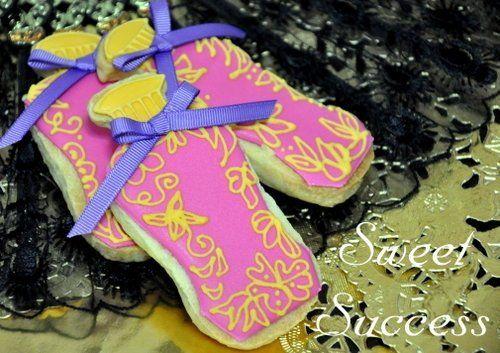 Perfume Sugar Cookies