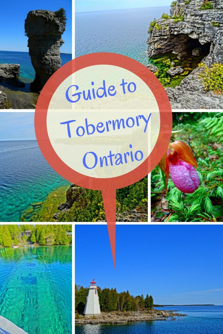 Tobermory Guide: A Nature Lovers Paradise in Ontario, Canada