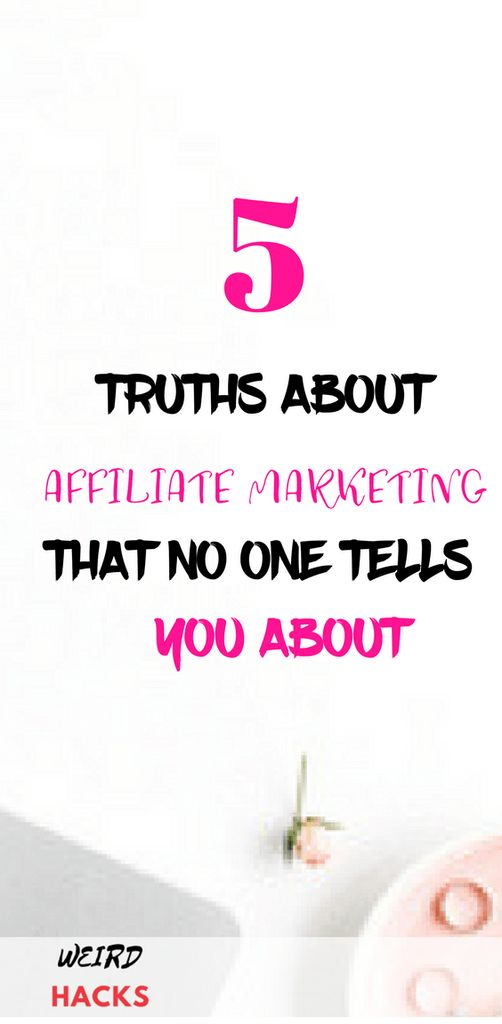 Affiliate marketing secrets that the pro bloggers are hiding from you. Before you decide to begin affiliate marketing, read this