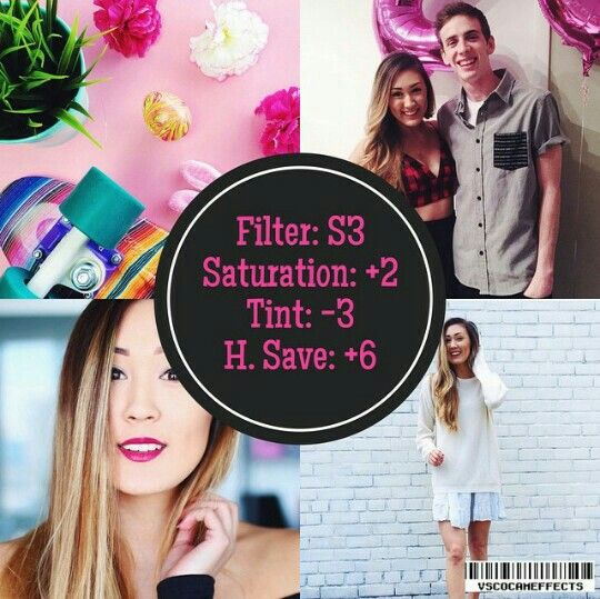 Good for bright photos and selfies S3 Saturation +2 Tint -3 Highlight Save +6  Free alternative : A5 Exposure +1