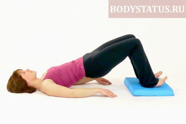 Фитнес в домашних условиях упражнения с фото