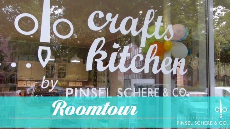 Crafts Kitchen Hamburg - Roomtour - Stampin' Up!