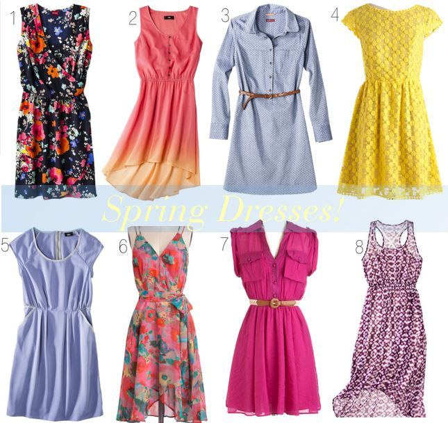 Sweetie Pie Style: The Perfect Spring Dresses for Easter!