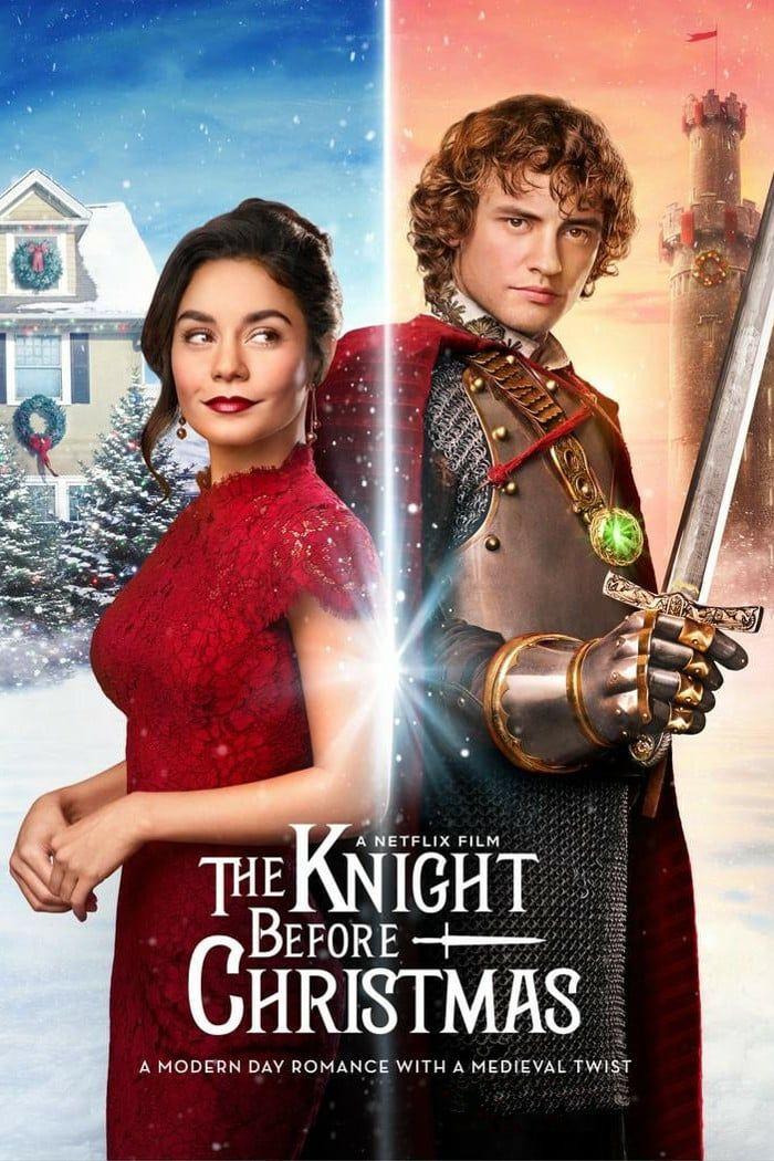 The Knight Before Christmas Full Movie 2019 Film Completo Italiano Parte 1 The Knight Before Christmas Netflix Christmas Movies English Movies