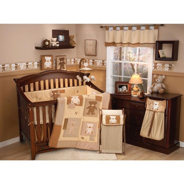 Teddy Bear Crib Bedding Canada