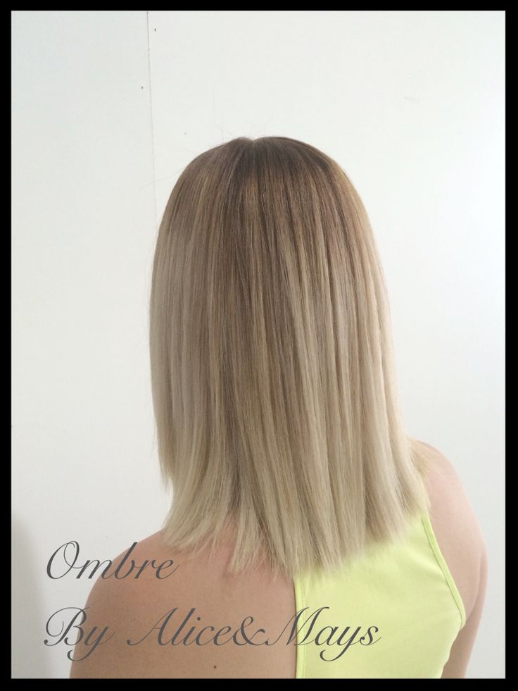 Beautiful soft ombré by Alice&Mays 85222742