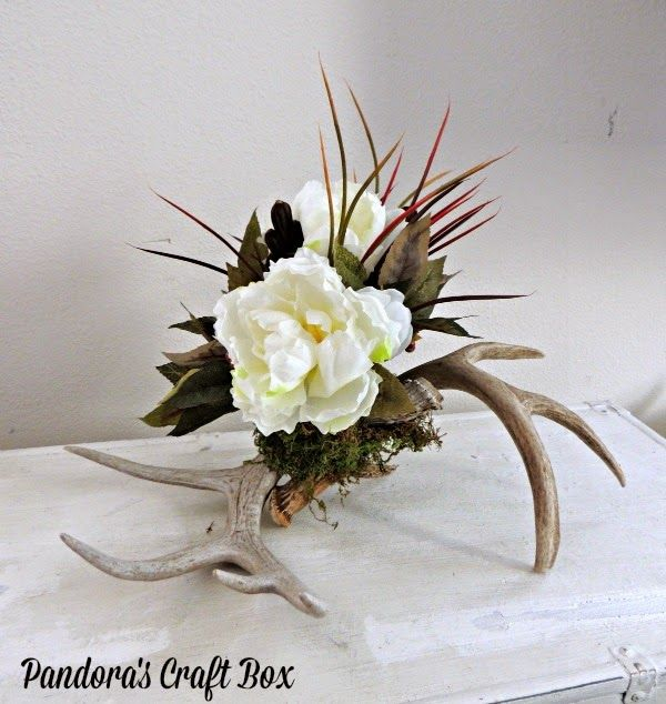 17 best images about antlers on pinterest how to make an for Antlers for decoration