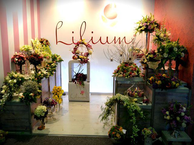 Lilium los mejores arreglos florales a domicilio en - Adornos florales para casa ...