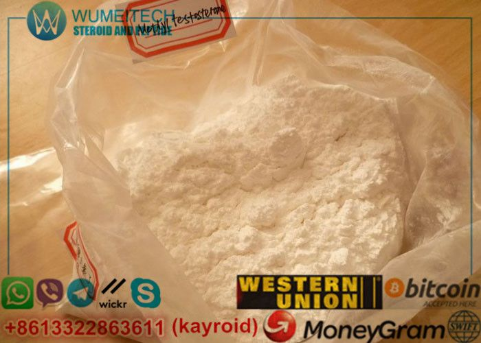 99% Purity 17alpha Methyltestosterone Tilapia Feed Additives 17MT Oral Anabolic Steroids  17alpha Methyltestosterone Description Methyltestosterone Synonyms: METANDREN; 17-Methyltestosterone,17a Methyltestosterone CAS: 58-18-4 M.F.: C20H30O2 M.W.: 302.45 EINECS No.: 200-366-3 Assay: 99.1% Pharmaceutical material, Androgen for testosterone deficiency, replacement therapy can also be used for functional uterine bleeding, aplastic anemia and other diseases treatment. Preparation Products…