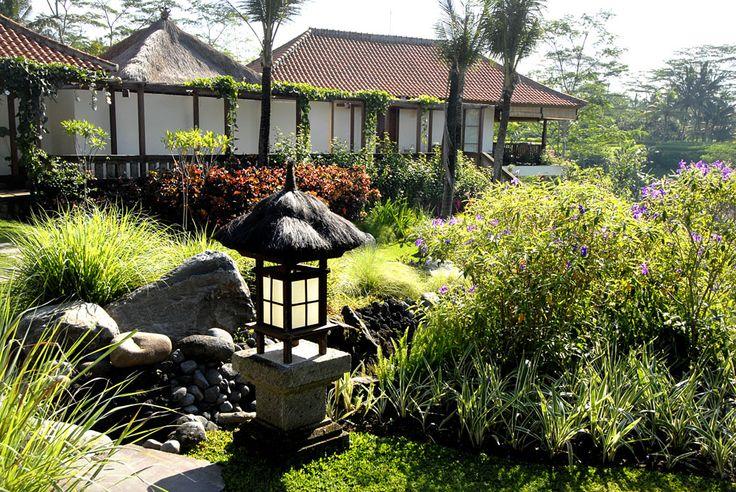 Garden at Villa Bayad Ubud Bali